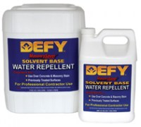 Defy Solvent Based Water Repellent