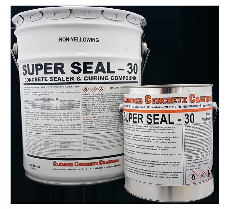 SuperSeal30 Gloss 1 Gallon