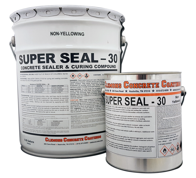 SuperSeal30 Gloss 5 Gallon