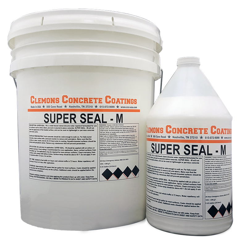 SuperSeal-M 5 Gallon